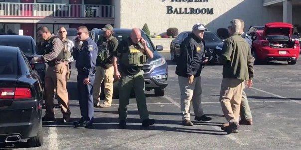 Imaginea articolului Suspectul din cadrul atacului armat din Maryland a fost arestat - oficiali