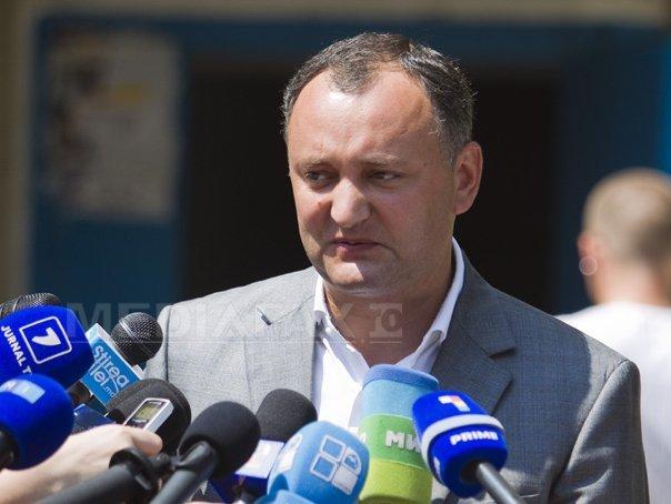 Dodon a cerut recuzarea judecătorilor Curţii Constituţionale la examinarea sesizării guvernului cu privire la declanşarea interimatului funcţiei de preşedinte al Republicii Moldova