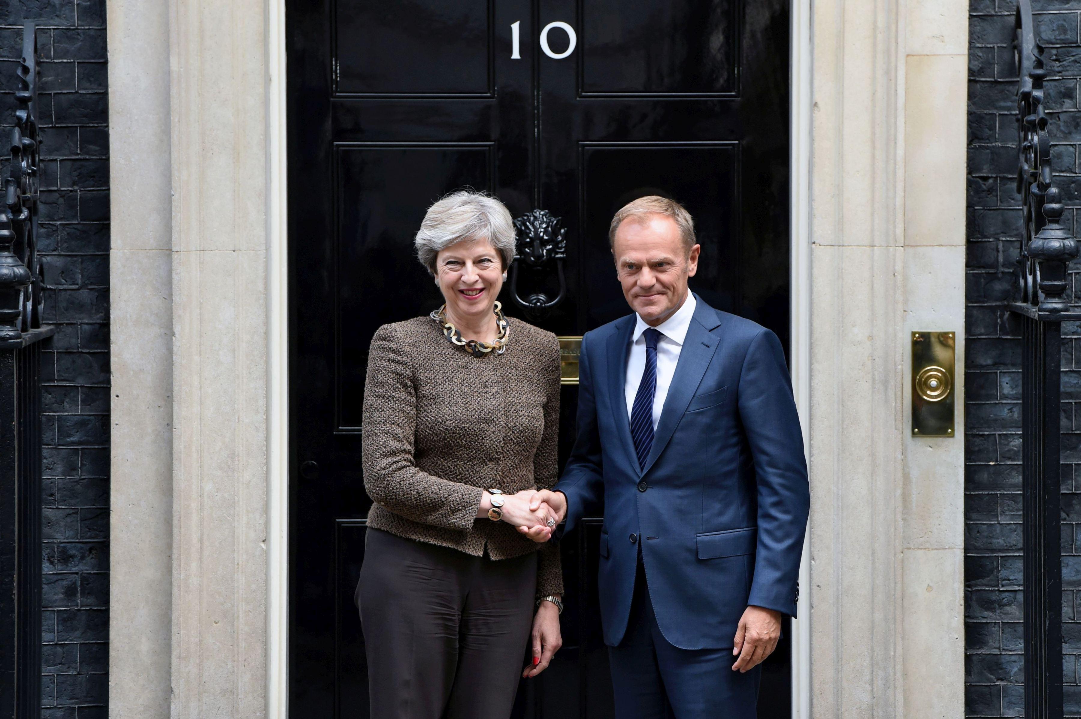Preşedintele Consiliului European anunţă declanşarea procedurii interne pentru faza a doua a Brexit