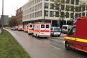 Imaginea articolului ATAC la München | Opt persoane au fost rănite, după ce un individ a atacat trecători cu un cuţit. Agresorul, prins după o amplă operaţiune | FOTO, VIDEO