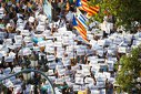 Imaginea articolului Spania speră că locuitorii Cataloniei nu vor lua în considerare instrucţiunile liderilor regionali
