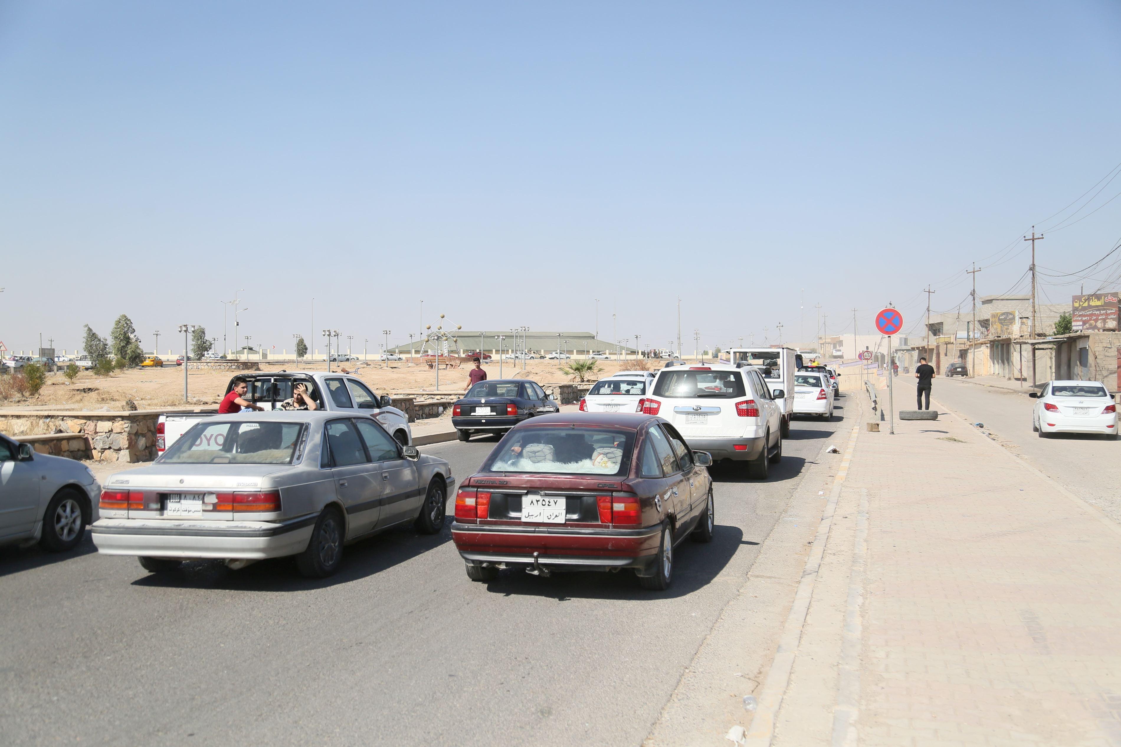 Kurzii din Irak anunţă că vor suspenda rezultatul referendumului pe tema independenţei