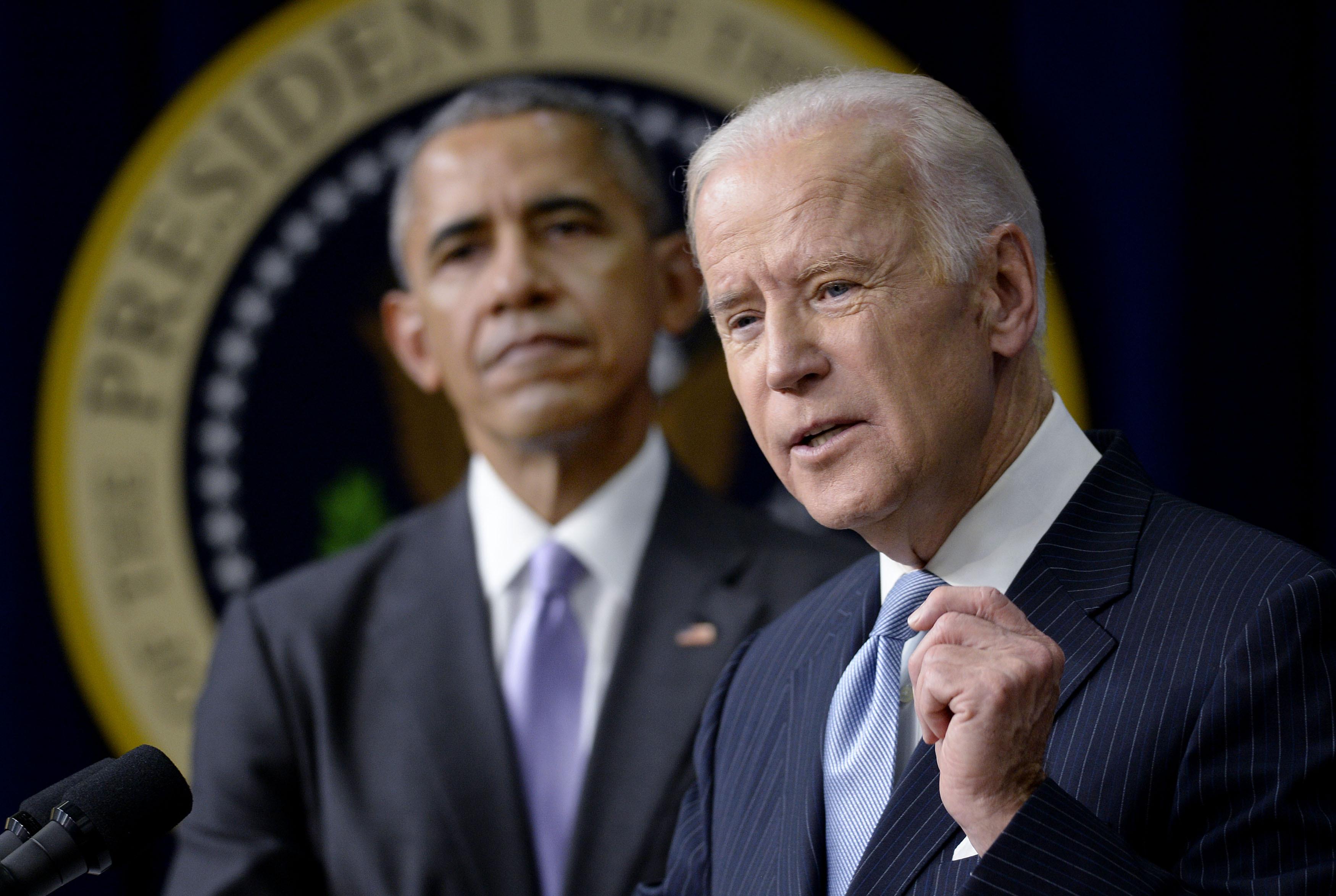 Joseph Biden nu exclude posibilitatea de a candida la funcţia de preşedinte al SUA în 2020