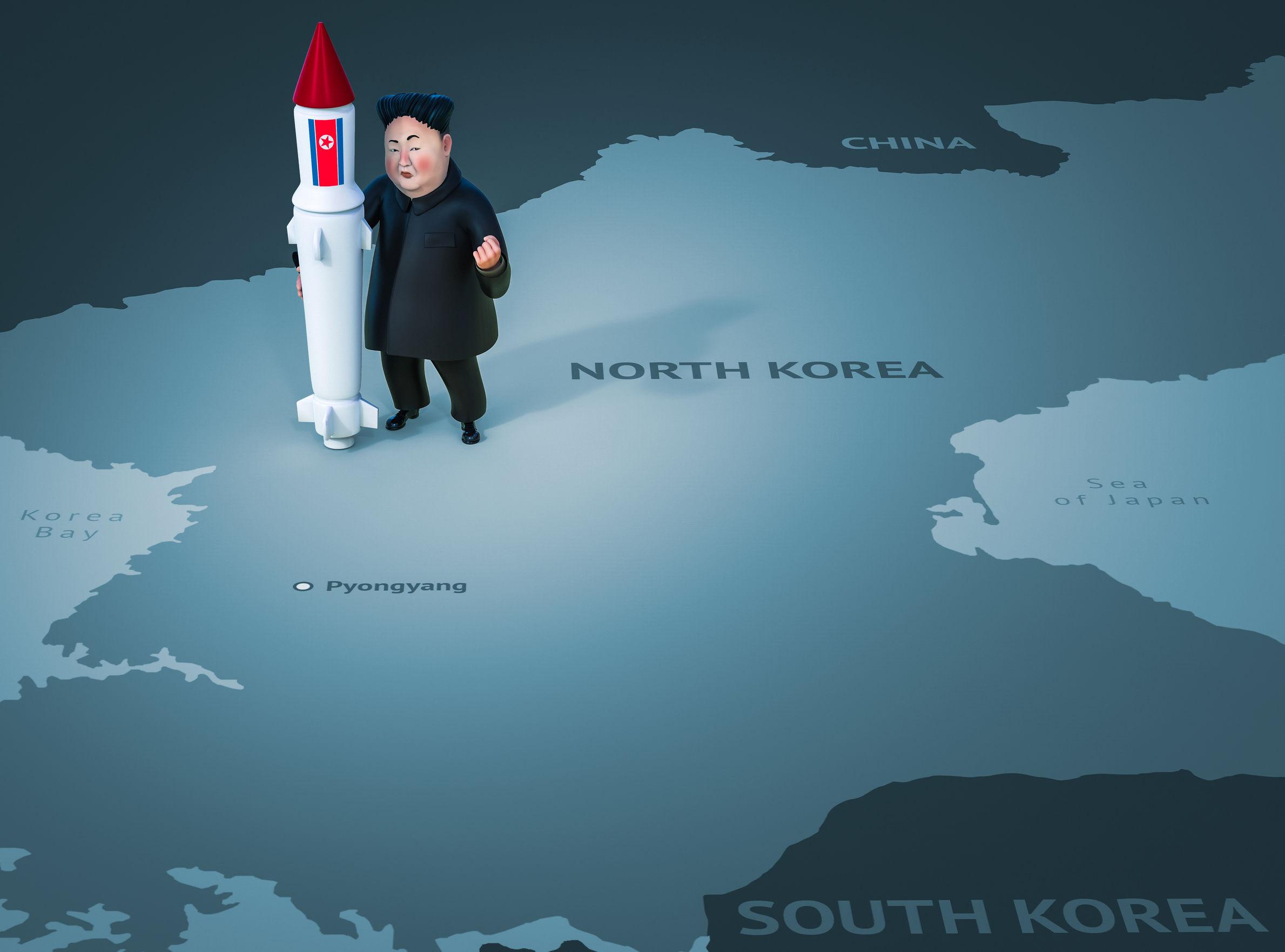 SUA, Coreea de Sud şi Japonia cer Coreei de Nord să renunţe la `provocările iresponsabile`