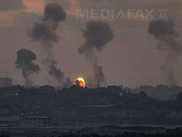 Armata israeliană a distrus un tunel utilizat de terorişti, la frontiera cu Fâşia Gaza