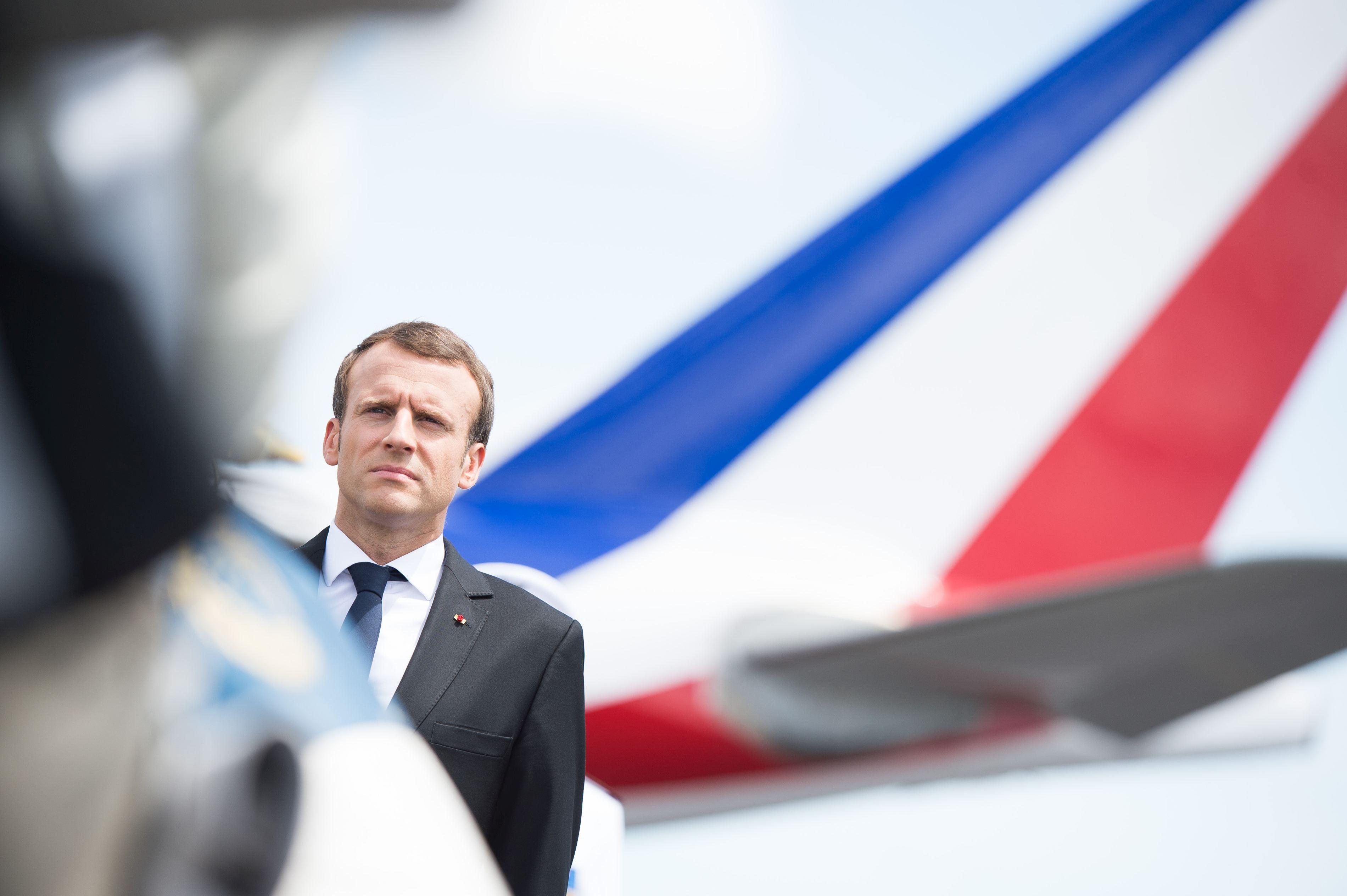 Emmanuel Macron a promulgat noua lege antiteroristă