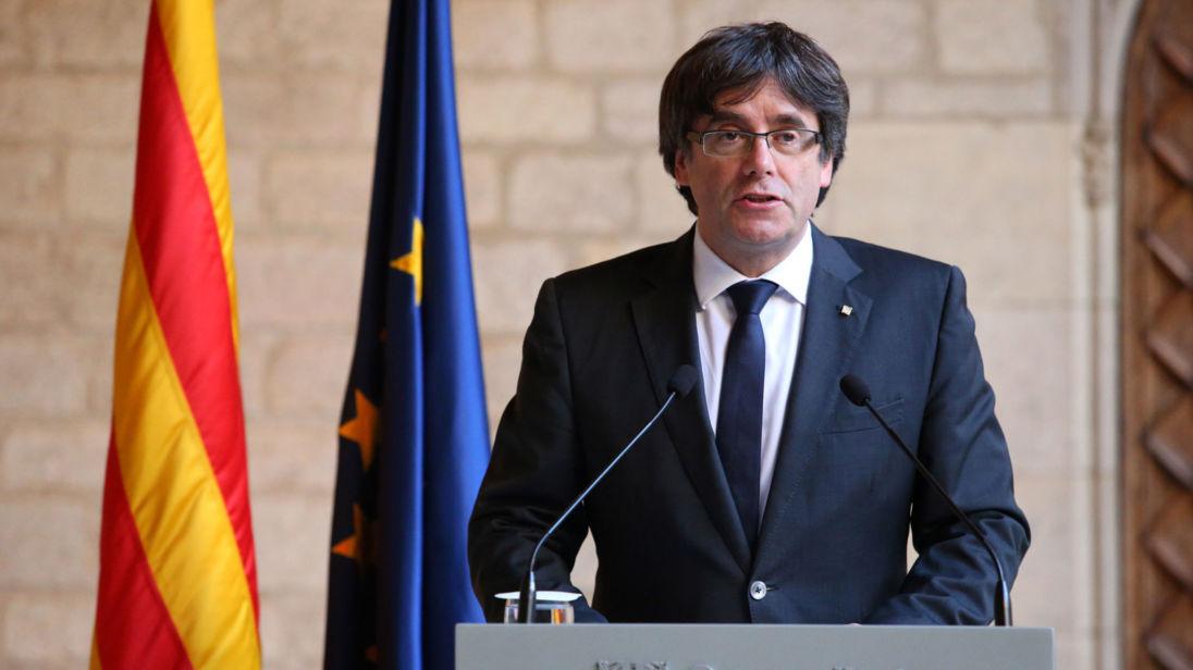 Fostul lider catalan Carles Puigdemont a angajat un avocat belgian