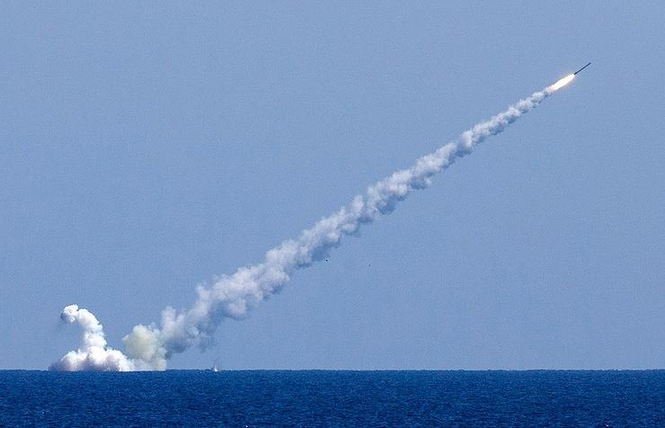 Un submarin rus a lansat rachete de croazieră spre poziţii din Siria ale reţelei Stat Islamic