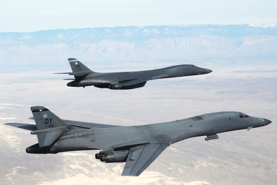 Bombardiere americane s-au apropiat de spaţiul aerian nord-coreean, susţine regimul de la Phenian