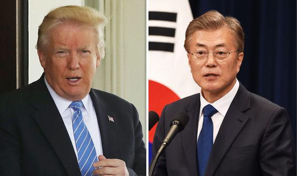 Liderii Coreei de Sud şi SUA vor discuta despre opţiuni militare împotriva Coreei de Nord