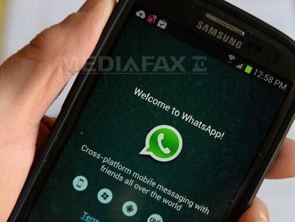 Aplicaţia Whatsapp nu funcţionează pentru mii de clienţi din mai multe ţări