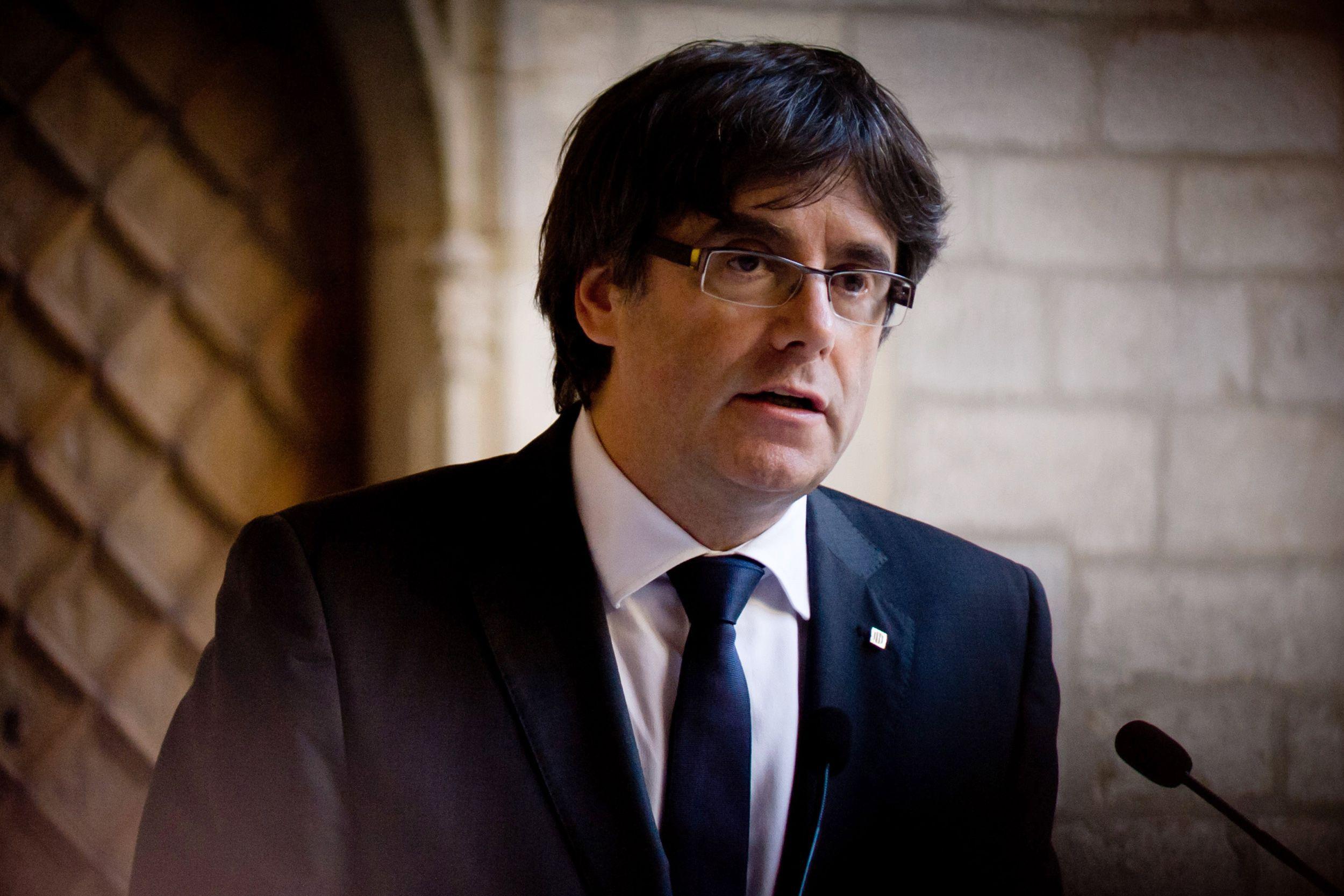 Carles Puigdemont: Sunt pregătit să candidez la alegerile din 21 decembrie