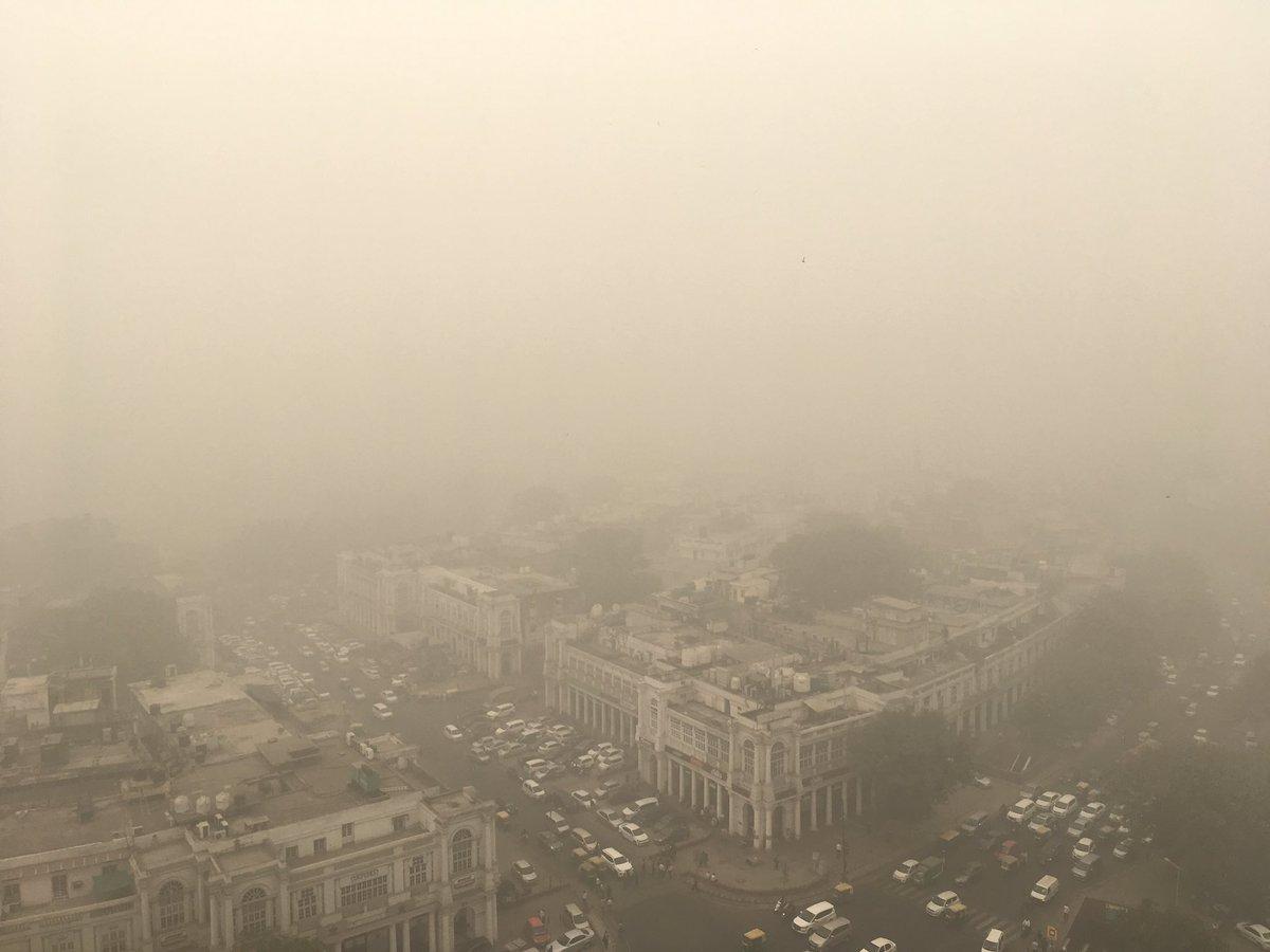 Toate şcolile din New Delhi au fost închise, pe fondul nivelului ridicat al poluării