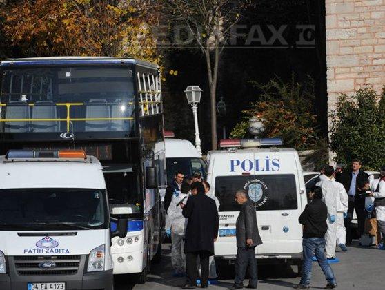 Imaginea articolului Cel puţin cinci morţi şi 16 răniţi în urma unei explozii produse în Turcia