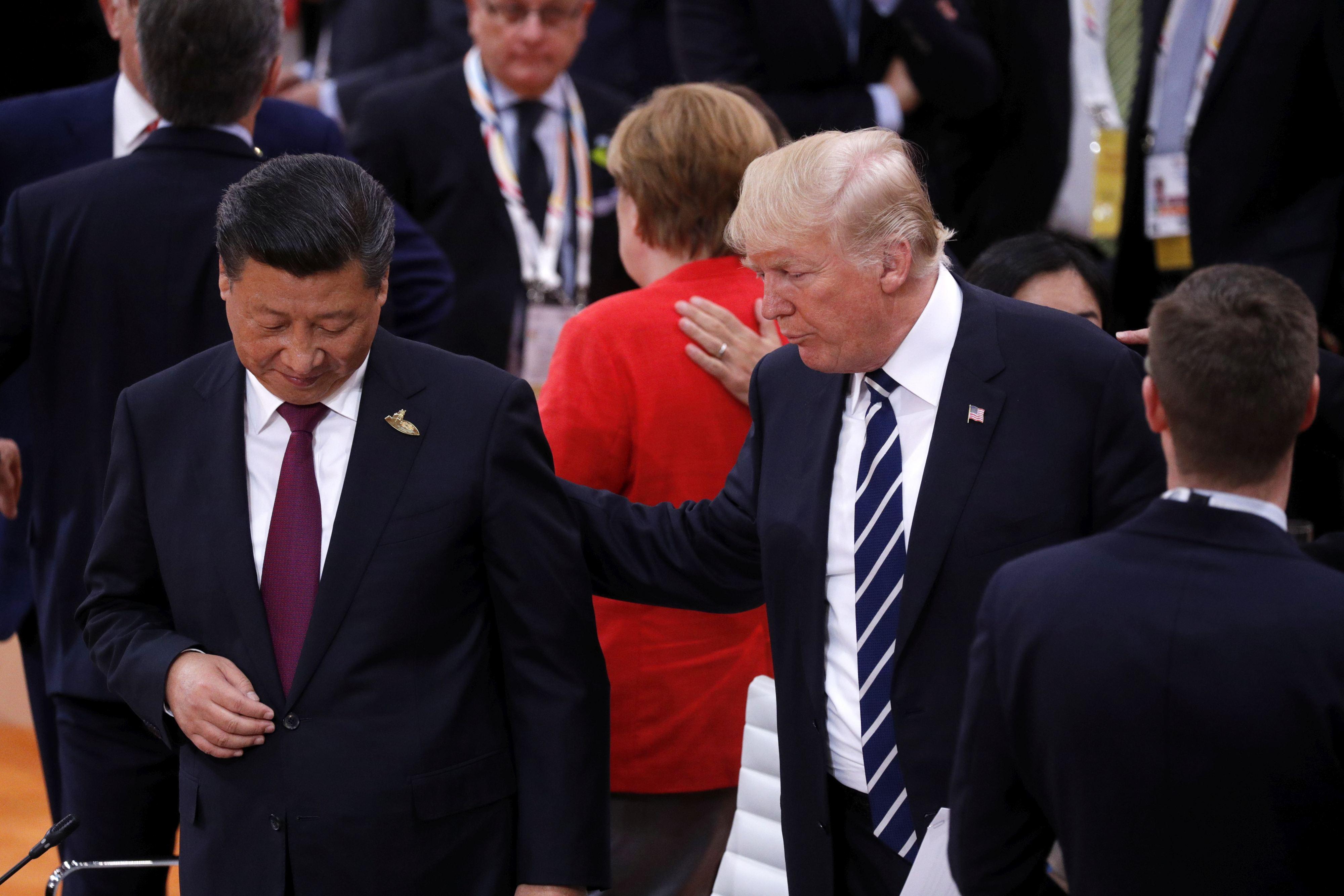 Donald Trump i-a transmis lui Xi Jinping că există soluţii pentru rezolvarea problemei nord-coreene