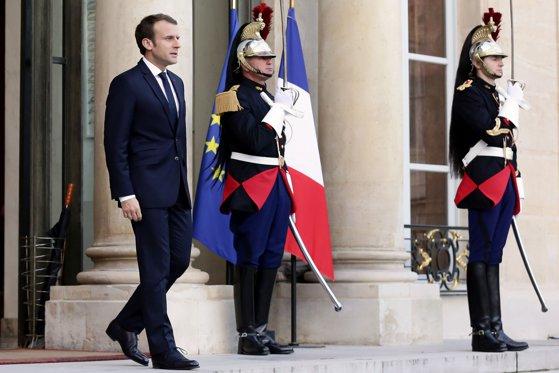 Imaginea articolului Franţa şi Germania susţin consolidarea UE. Declaraţiile preşedinţilor celor două mari puteri despre revenirea în funcţia de cancelar a Angelei Merkel