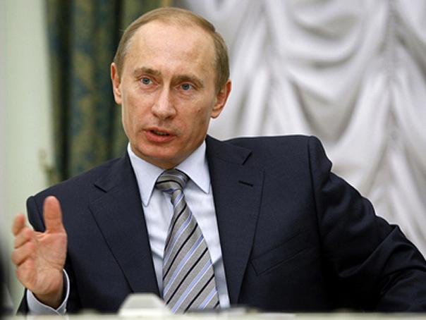 Putin, `apărător` al drepturilor presei: Restricţiile aplicate de autorităţile SUA mass-mediei ruse încalcă libertatea de exprimare