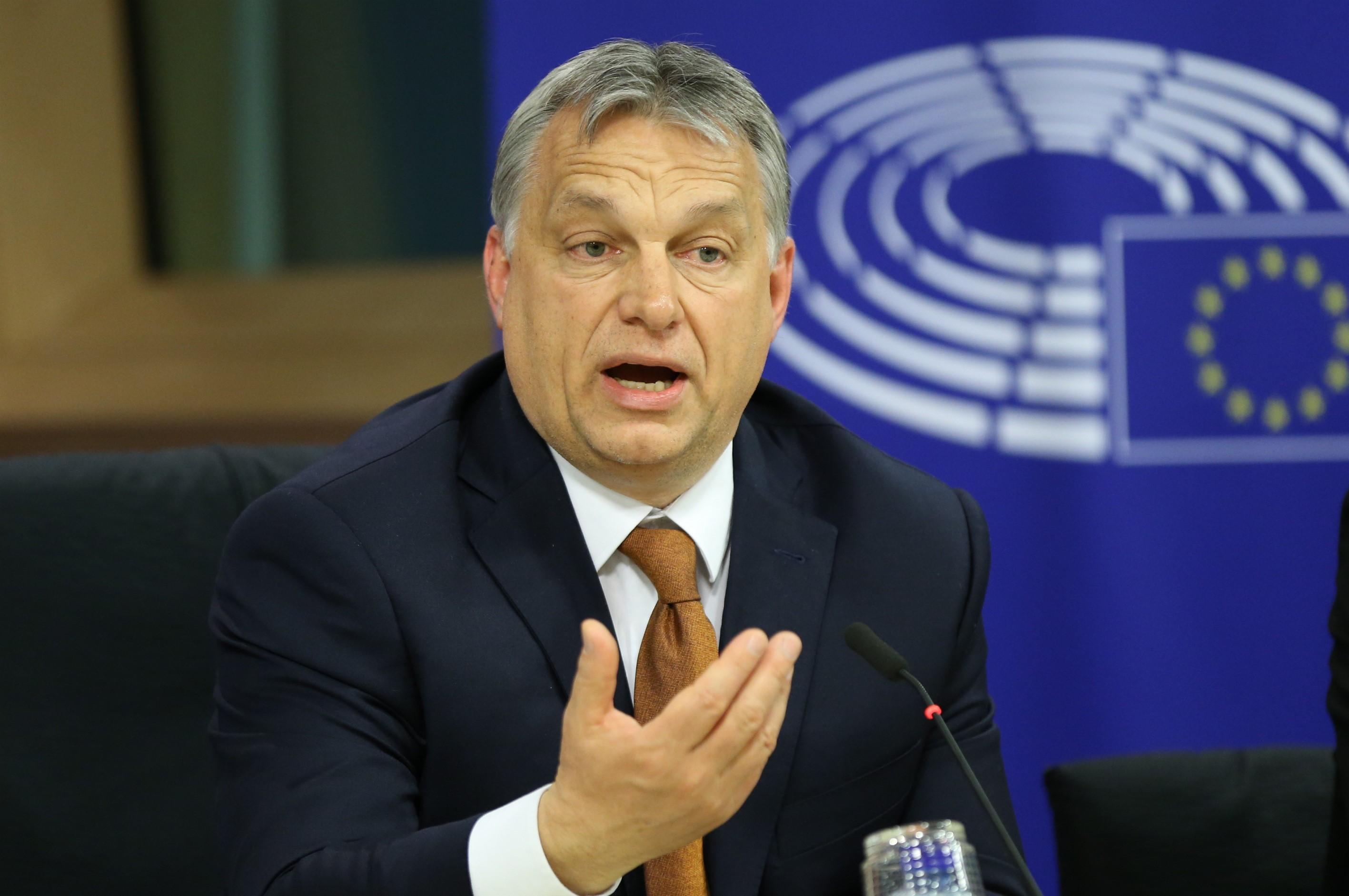 Premierul ungar Viktor Orban a fost reales preşedinte al partidului Fidesz