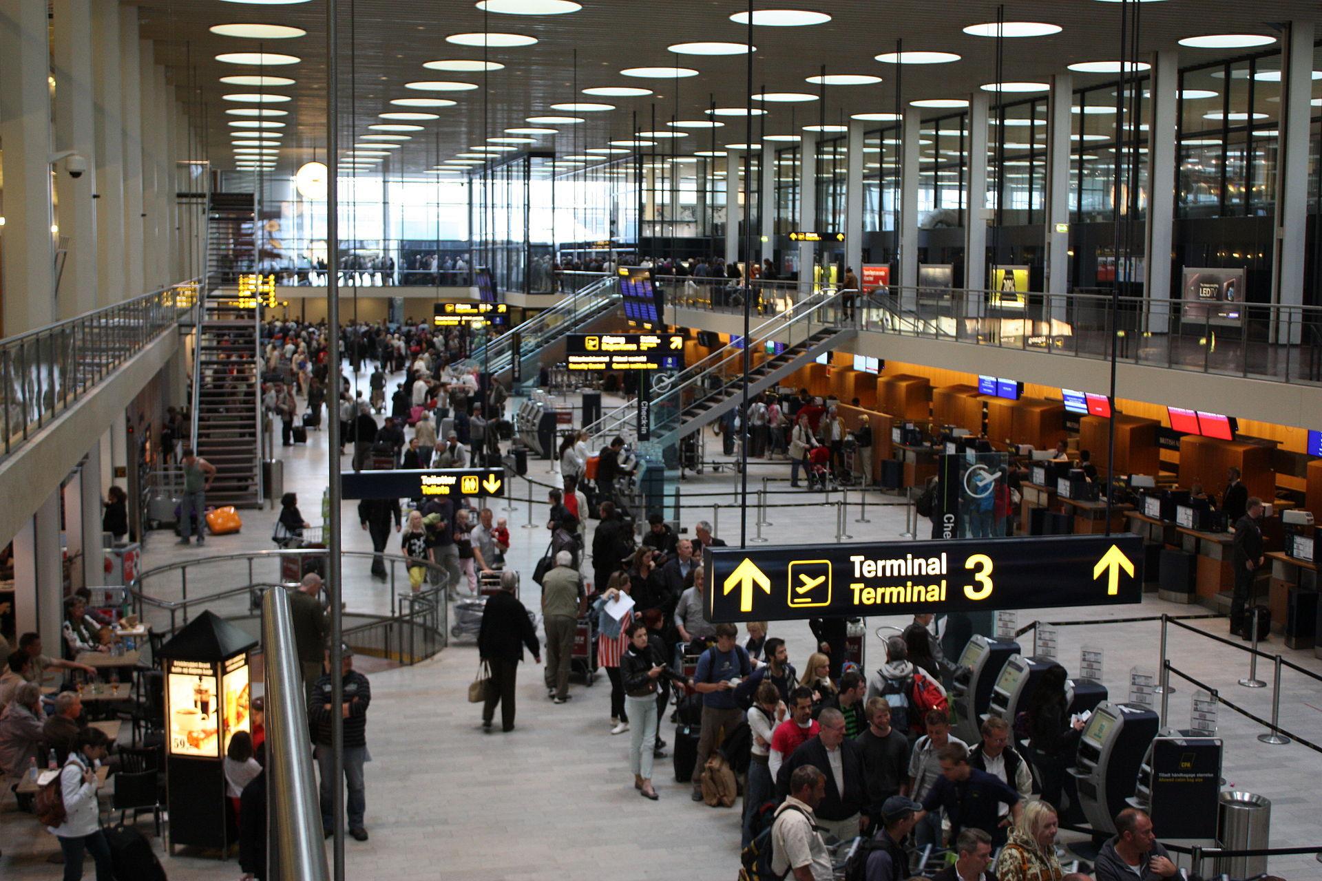 Alertă de securitate în Danemarca. Porţi de îmbarcare, ÎNCHISE din cauza unor ameninţări la adresa unei companii aeriene turce