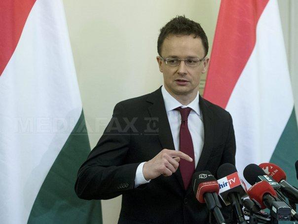 Ministrul ungar de Externe, Peter Szijjarto: Securitatea europeană începe în Africa