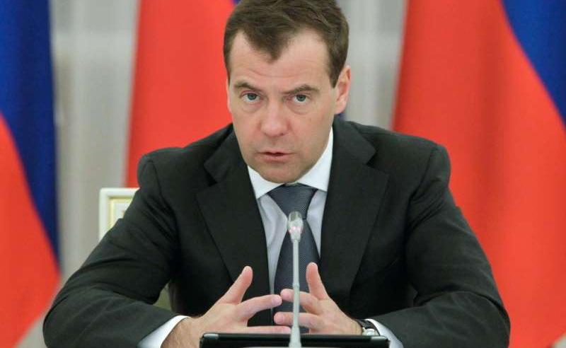Medvedev afirmă despre Trump că este `deschis şi bine intenţionat` după o întrevedere cu liderul SUA