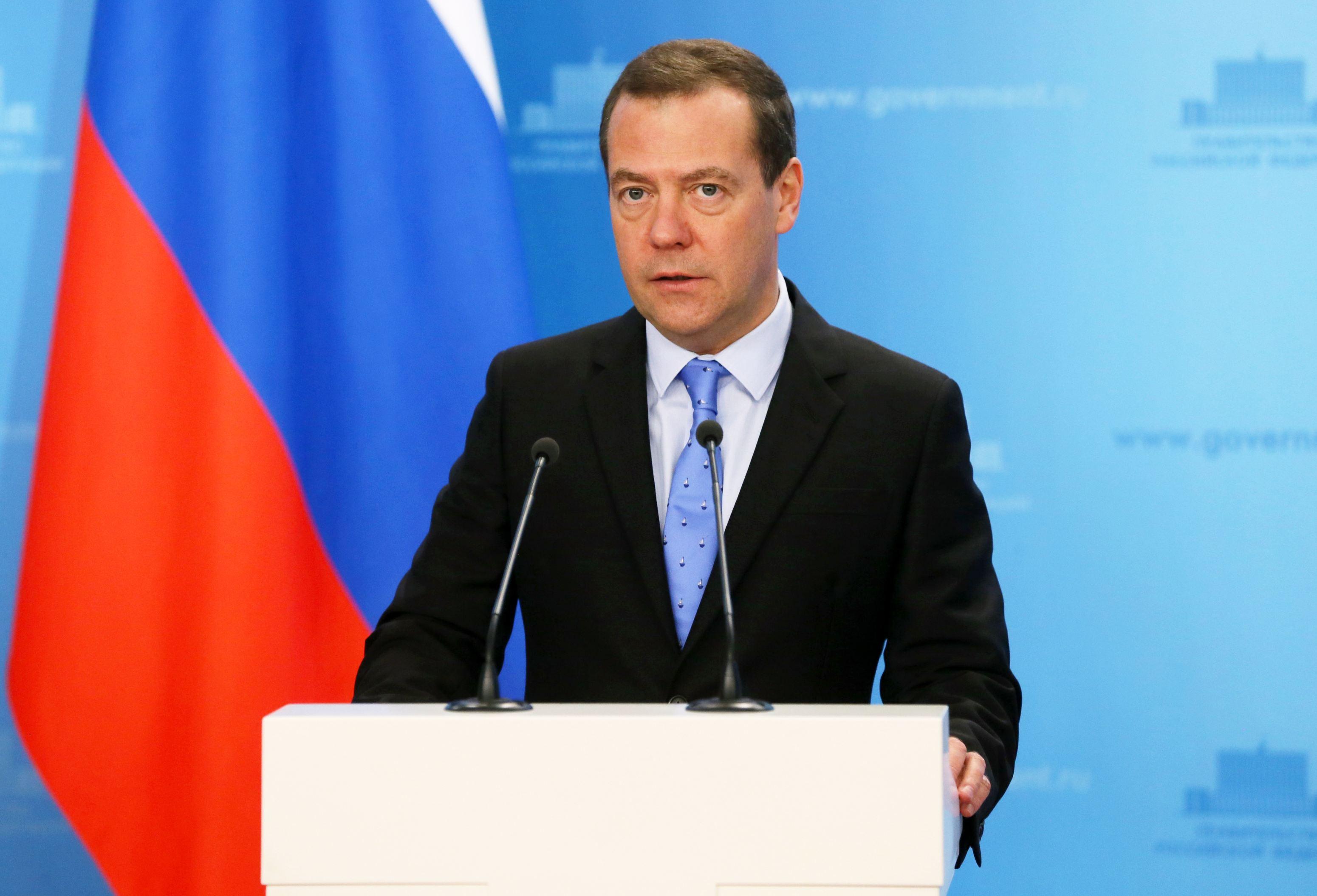 Sancţiunile impuse de SUA nu afectează în mod fundamental Rusia, susţine Dmitri Medvedev