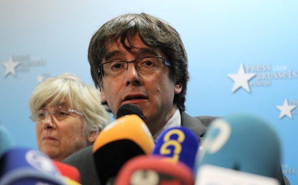 Imaginea articolului CRIZA din Catalonia: Justiţia belgiană va decide în decembrie asupra extrădării lui Carles Puigdemont în Spania