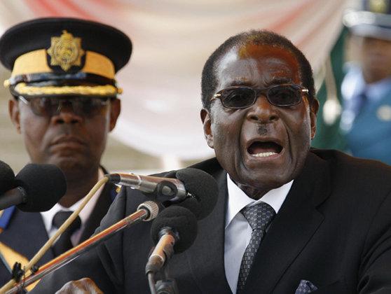 """Imaginea articolului Mugabe """"este pregătit să moară în numele corectitudinii"""". Devăluirile nepotului preşedintelui din Zimbabwev"""
