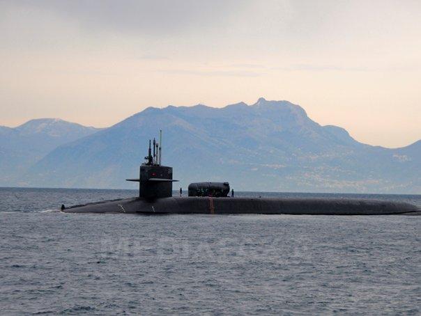 Imaginea articolului Două nave de căutare au detectat zgomote subacvatice în zona din Atlanticul de Sud unde a dispărut submarinul argentinian