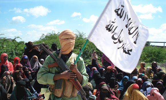 Peste 100 de terorişti, ucişi în urma unui raid aerian american în Somalia