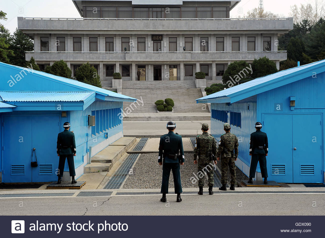 Comandamentul ONU susţine că Phenianul a încălcat armistiţiul de la finalul războiului din Coreea în cursul urmării unui militar fugar