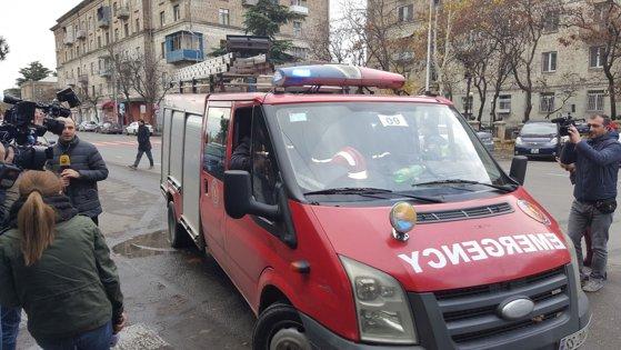 Imaginea articolului Cel puţin un mort şi patru răniţi în urma unei operaţiuni antiteroriste în capitala Georgiei | FOTO
