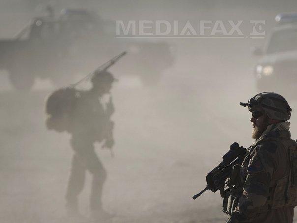 Trei militari georgieni au fost răniţi în urma unui atac al insurgenţilor în Afganistan