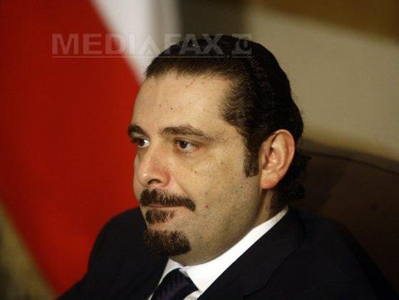 Imaginea articolului Hezbollah salută decizia premierului libanez Saad Hariri de a renunţa la demisie