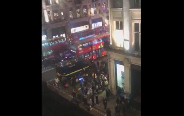 """Imaginea articolului O """"altercaţie"""" între doi indivizi ar putea avea legătură cu incidentul de securitate de la Londra"""