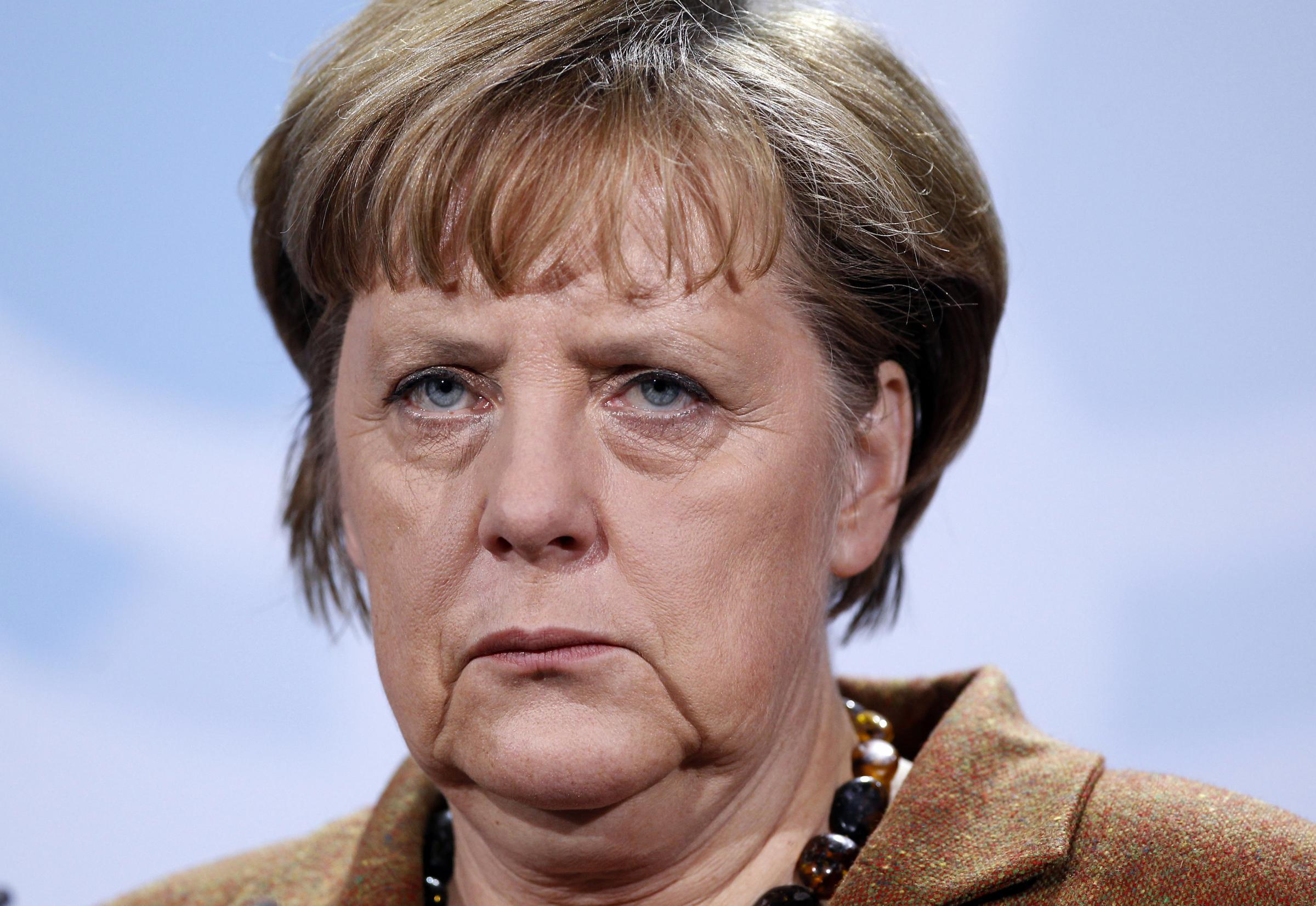Angela Merkel exclude varianta organizării unor alegeri anticipate