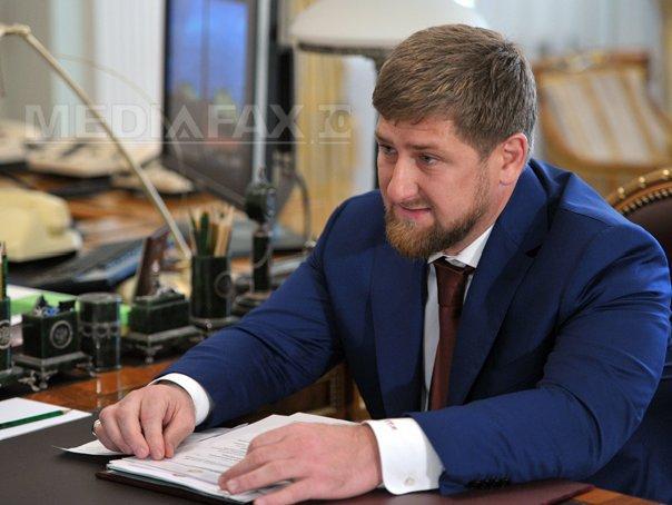 Liderul cecen Ramzan Kadîrov a anunţat că este pregătit să renunţe la funcţie