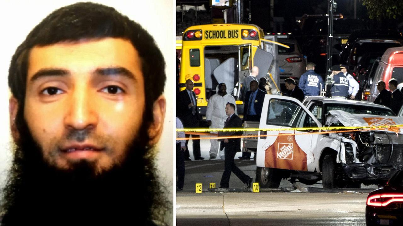 Autorul atacului terorist din New York, uzbecul Sayfullo Saipov, a pledat nevinovat în instanţă