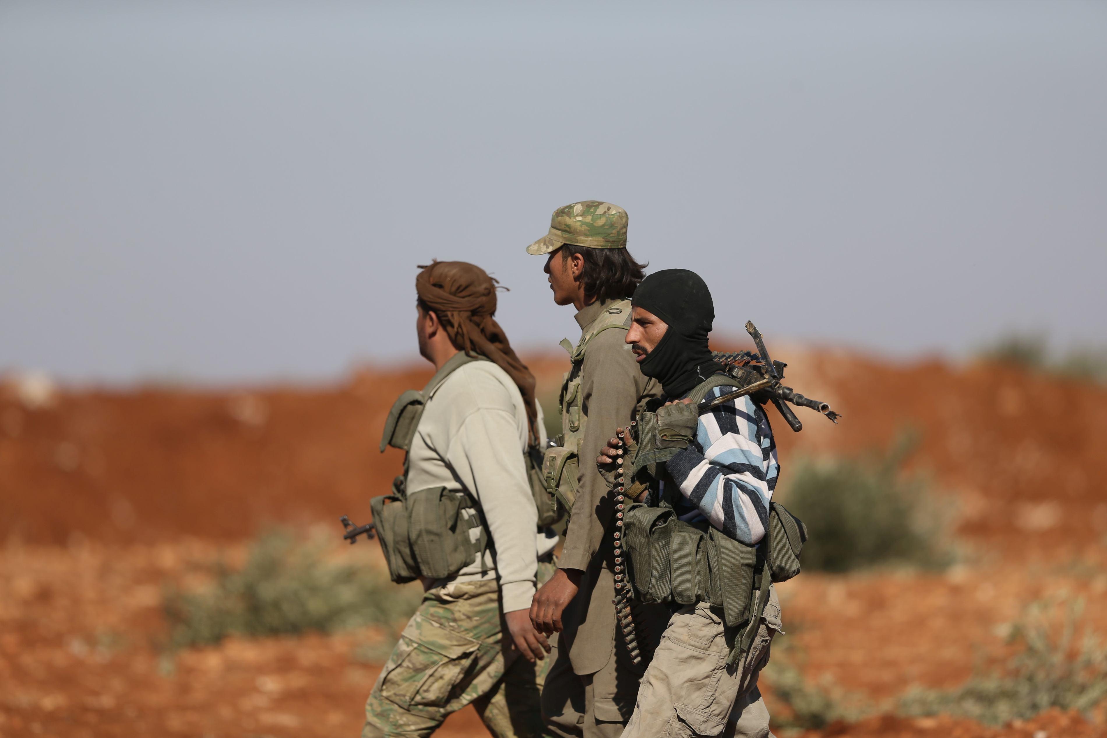 Statele Unite riscă pierderea singurului aliat din Siria dacă retrag suportul militar dat kurzilor