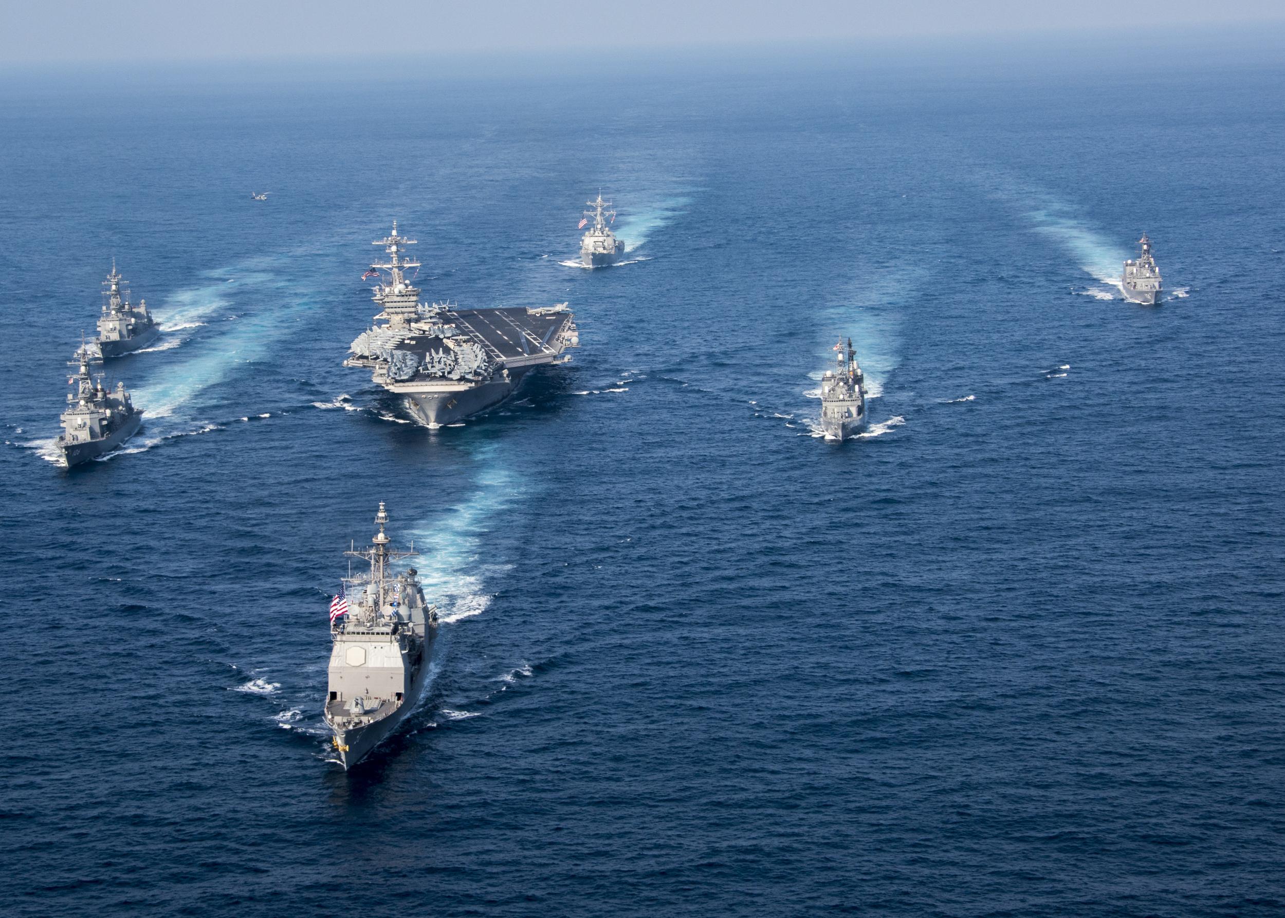 Rusia îndeamnă SUA şi Coreea de Sud să nu organizeze exerciţii militare în Peninsula Coreeană