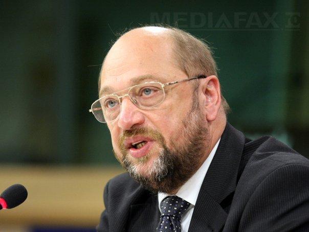 Martin Schulz susţine ideea înfiinţării unui buget comun al zonei euro