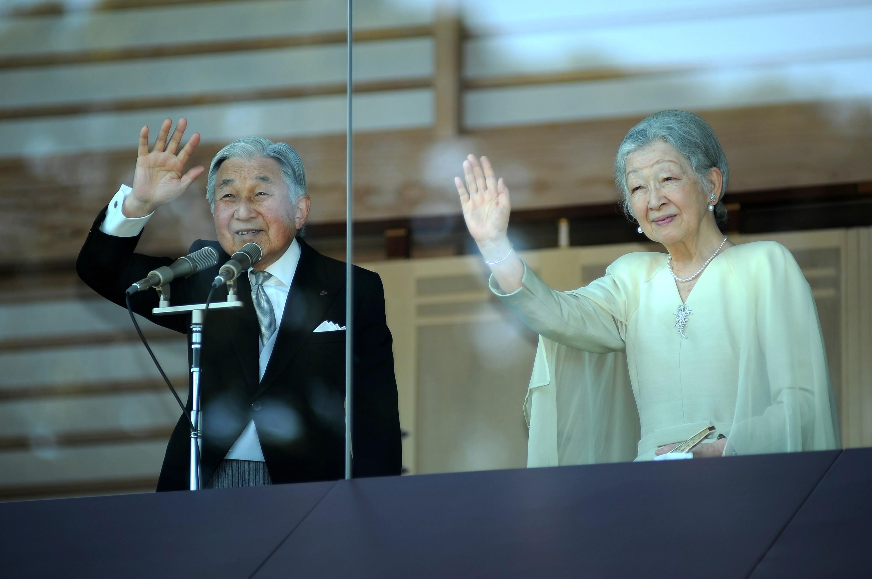 Împăratul Akihito al Japoniei va abdica în luna aprilie 2019