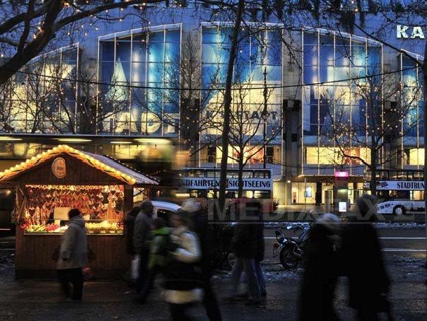 Poliţia germană a identificat materiale explozive la un târg de Crăciun din Potsdam