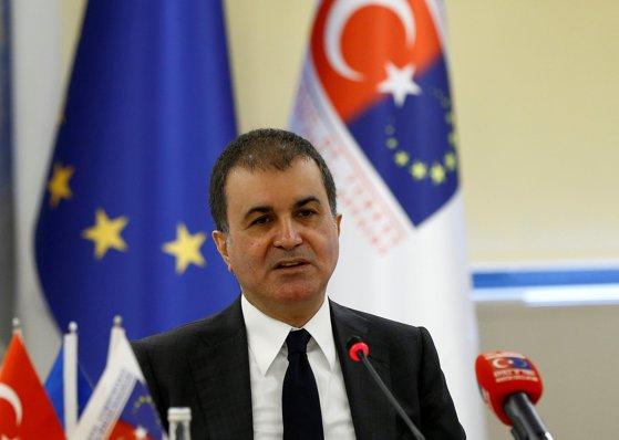 """Imaginea articolului Turcia critică UE pentru """"standarde duble"""" în lupta împotriva terorismului"""