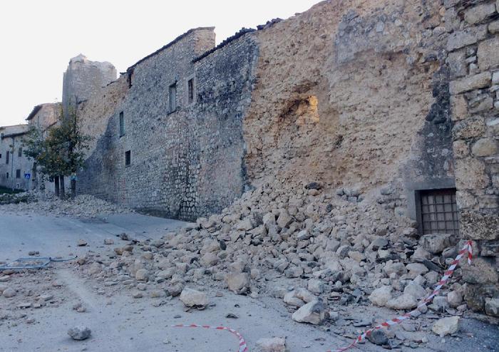 Cutremur de suprafaţă de 4,6 grade, produs în centrul Italiei