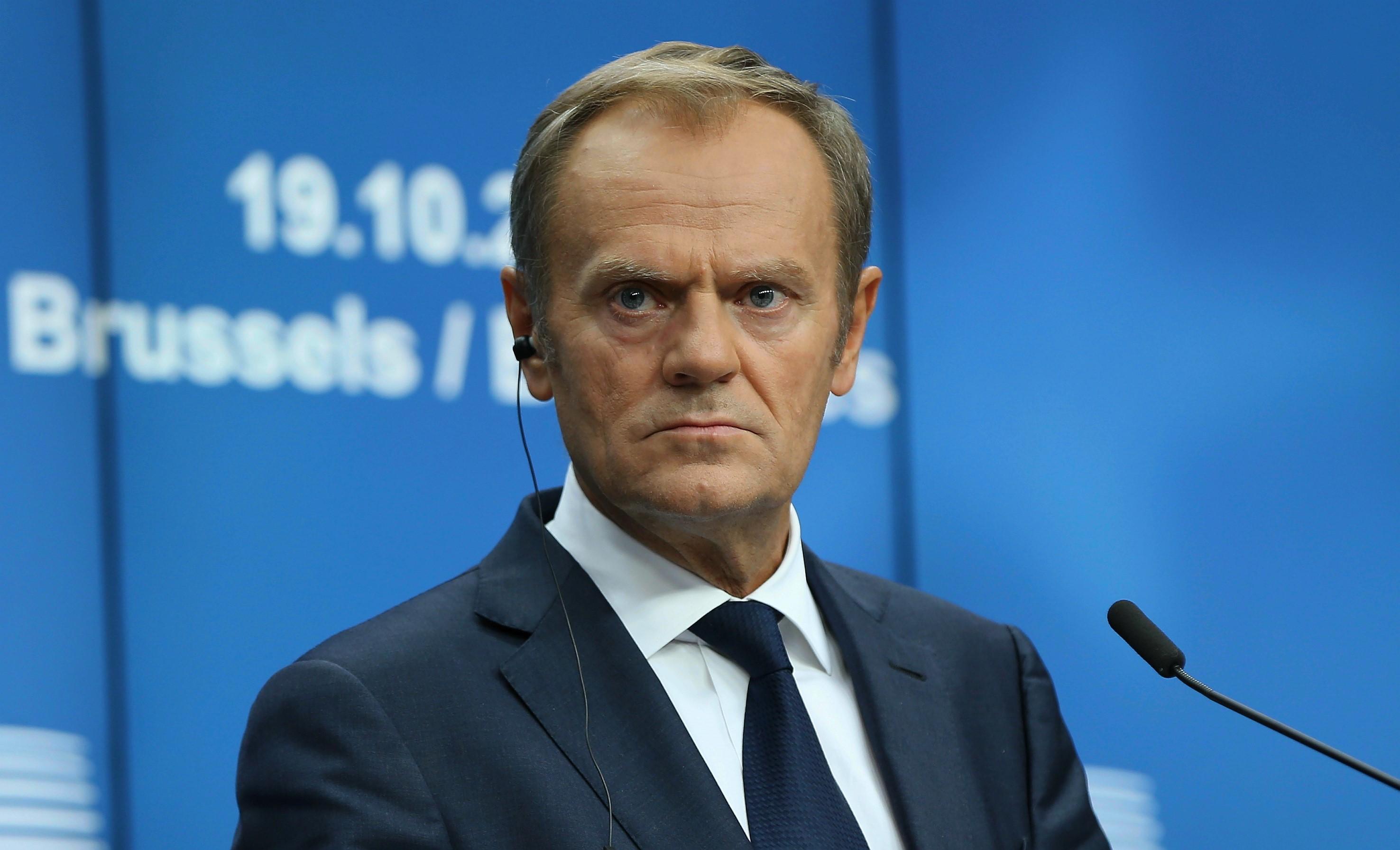 Donald Tusk, preşedintele Consiliului European: Este necesară mai multă claritate privind modul în care Marea Britanie vede relaţiile viitoare