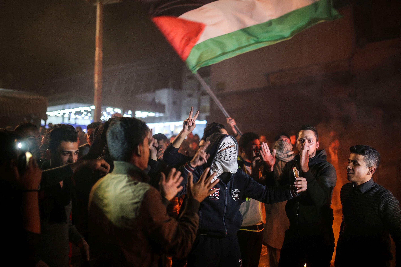 Bombardamente în Gaza | Cel puţin doi palestinieni au murit după raiduri aeriene israeliene în Fâşia Gaza, ca ripostă la atacuri cu rachete