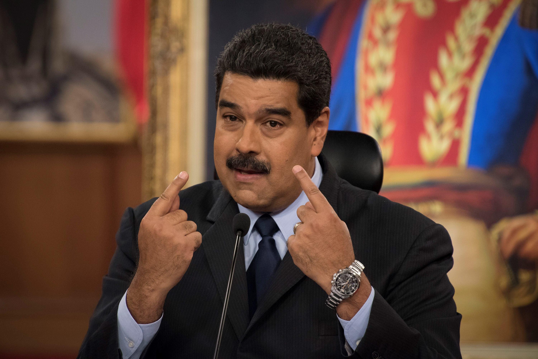 Opoziţia din Venezuela nu are dreptul să participe la alegerile prezidenţiale din 2018, anunţă Nicolas Maduro