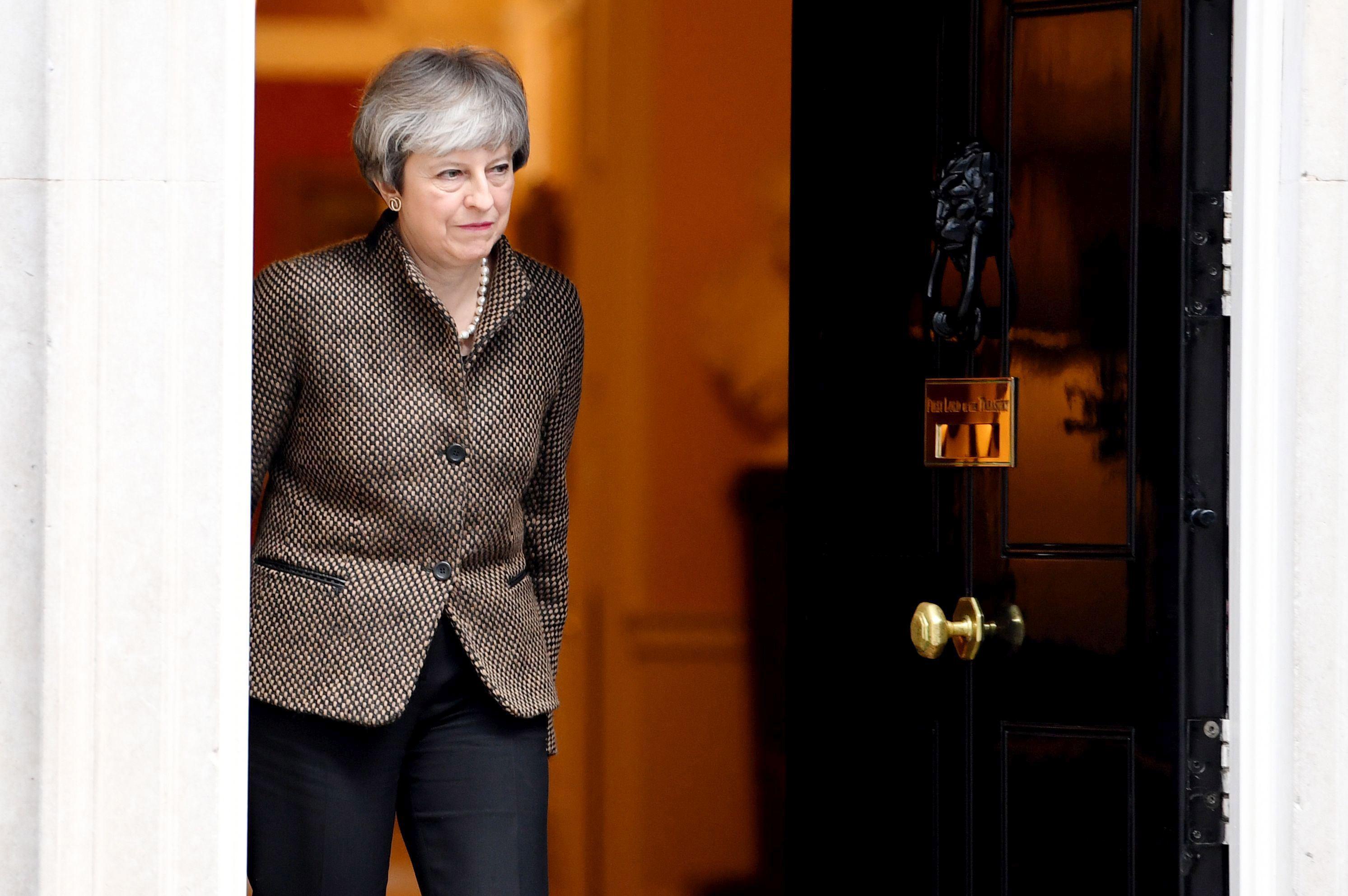 Theresa May susţine că observă un nou `sentiment de optimism` după compromisul privind Brexit