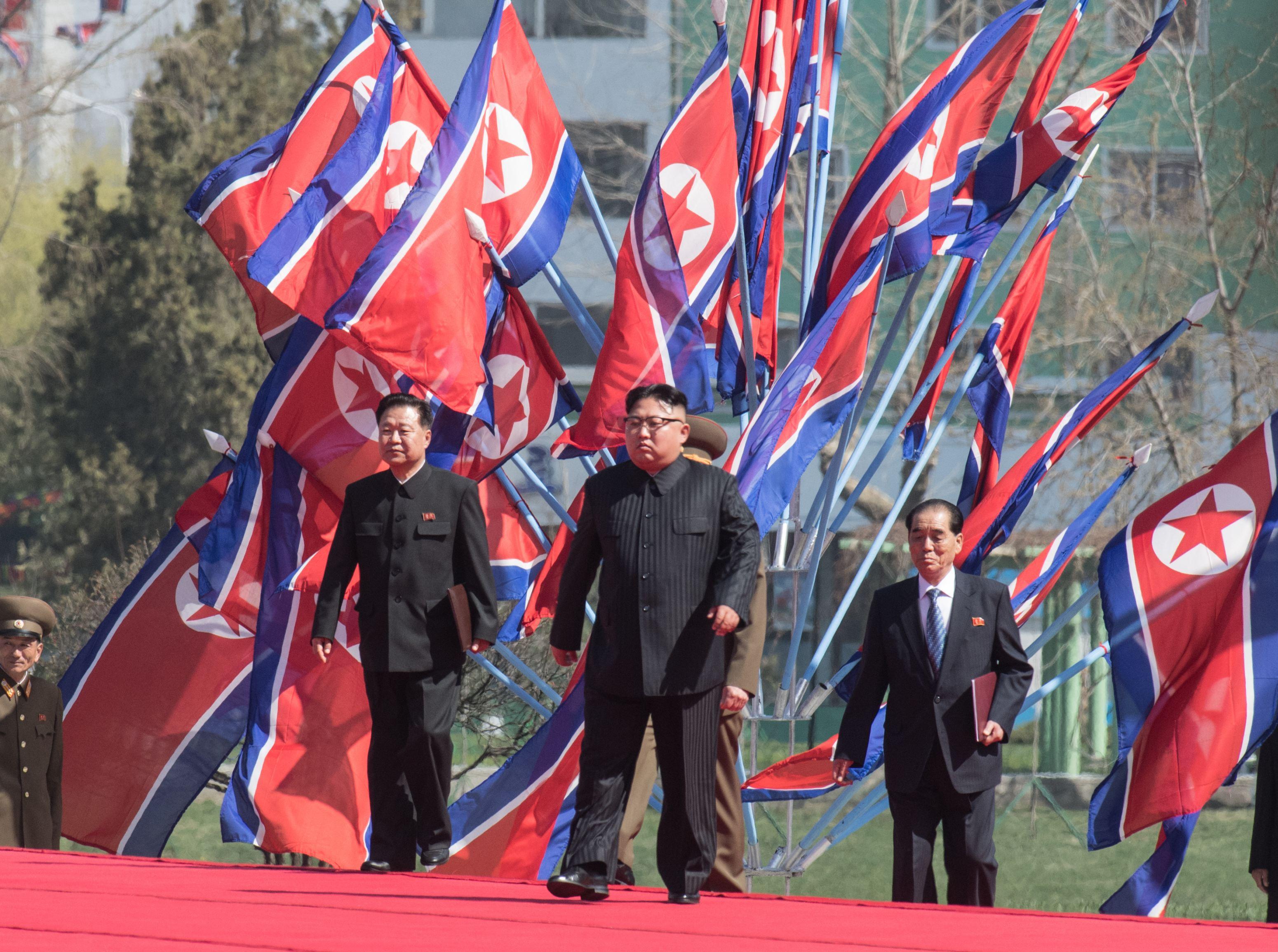 Consolidarea forţei nucleare nord-coreene, tema centrală a unei conferinţe organizate la Phenian